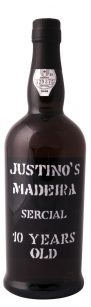 Justino's, Madeira 10 years old Sercial